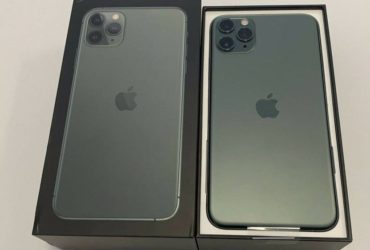 Apple iPhone 11 Pro 64GB za $500, iPhone 11 Pro Max 64GB za $550,iPhone 11 64GB za $450, iPhone XS 64GB za $400 , iPhone XS Max 64GB za $430 , Whatsapp Chat : +27837724253